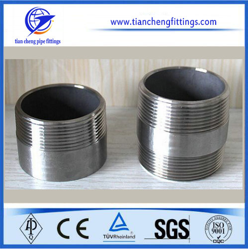 Stainless Steel Pipe Fitting Casting Square Plug